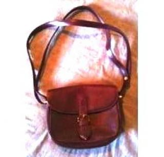 Cartier leather bag