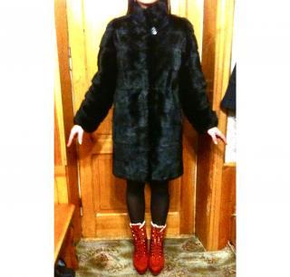 100% Mink Coat
