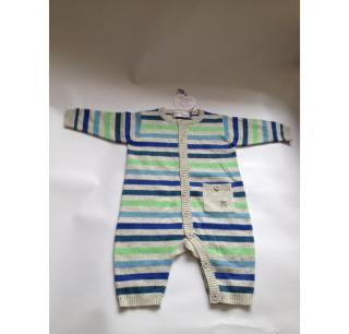 Bonnie Baby Cashmere Playsuit