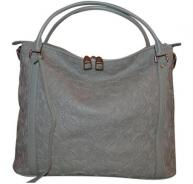 LOUIS VUITTON LIGHT GREY IXIA PM BAG