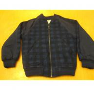 STELLA McCARTNEY BOYS SPRING CASUAL BOMBER JACKET COAT �117