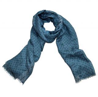 Dolce & Gabbana polka dot Men scarf