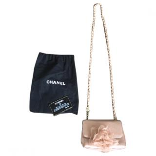 Chanel Wallet On Chain WOC Camellia Edition.