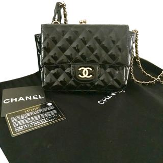 Chanel 2-in-1 mini FLAP bag