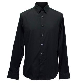 Theory Mens Black Shirt