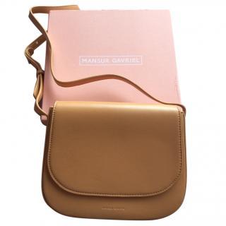 Mansur Gavriel leather crosbody bag