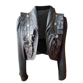 Temperley Leather Jacket