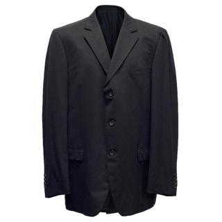 Gucci Men's Classic Fit Suit Jacket