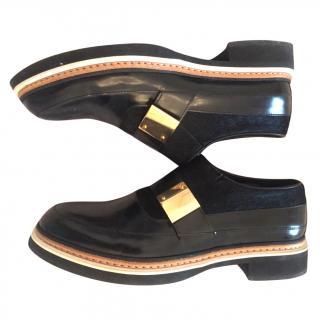 McO Alexander McQueen Flat Shoe Boots