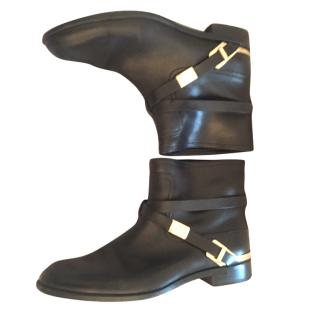 Dior Black ankle boots