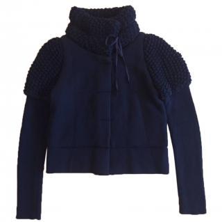 Red Valentino Cardigan Style Jacket