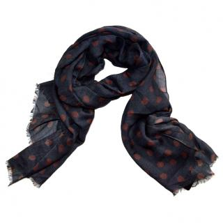 Dolce & Gabbana Men cashmere blend scarf
