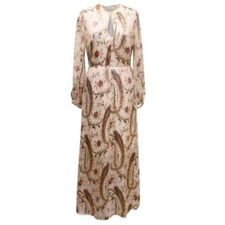 Zimmerman Patterned Silk Dress
