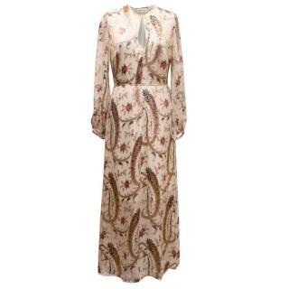Zimmerman Patterned Silk Dress