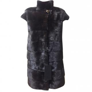 Kussenkovv fashion house Mink vest