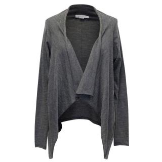 Duffy Grey Cardigan