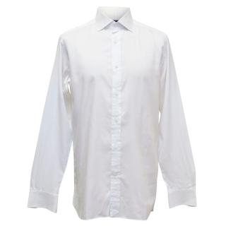 Ralph Lauren Men's White Shirt