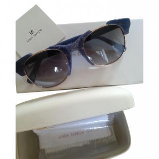 Linda Farrow Gallery x Marcus Lupfer Sunglasses
