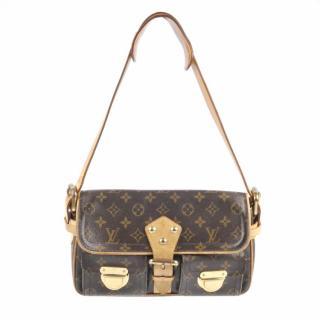Louis Vuitton Monogram Hudson handbag.