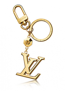 Louis Vuitton bag charm