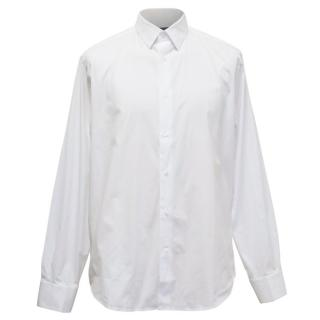 Vince Men's White Shirt