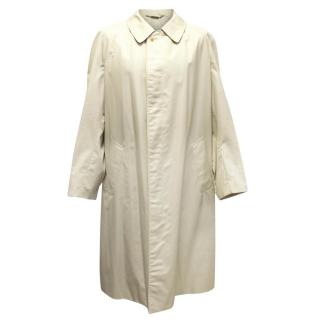 Aquascutum Men's Sheerwater' Beige Raincoat