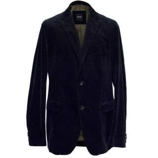 Hugo Boss Black Velvet Blazer