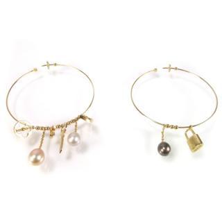 Louis Vuitton 18k Gold Earrings
