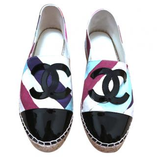 Chanel Cruise Espadrilles