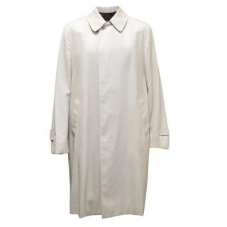 Aquascutum Beige Filey Raincoat