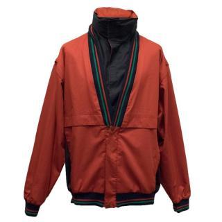 Bison Club Men's Red Jacket