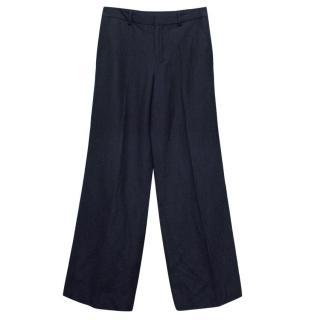 Ralph Lauren Women's Navy Trousers