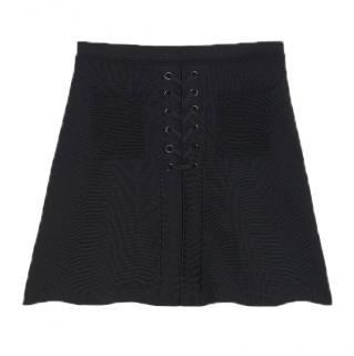 Sandro Joelle black skirt