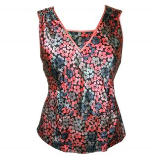 Marc Jacobs Silk Top, Size 10