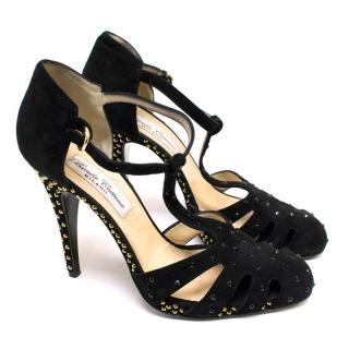 Bionda Castana Embellished Heels