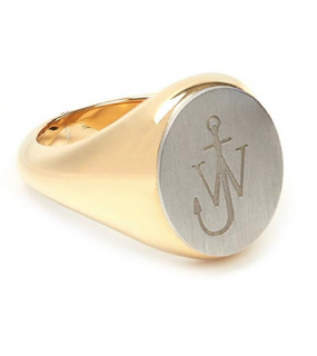 J.W Anderson Signet Ring