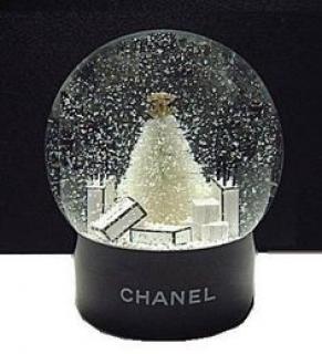 Chanel Snow Globe Chanel VIP Gift