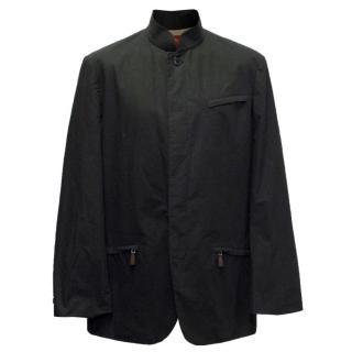 Shanghai Tang Men's Black Jacket