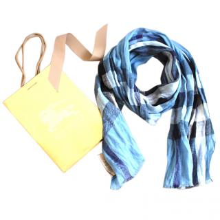 Burberry Scarf with gift bag