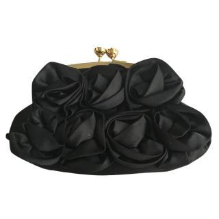Love Moschino Black Clutch Bag