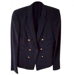 Celine classic double breasted blazer