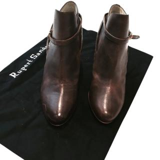 Rupert Sanderson Ankle boots limited edition