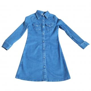 AG Adriano Goldschmied Pixie denim dress