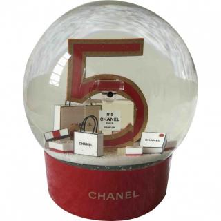 Chanel Rechargeable Snow Globe