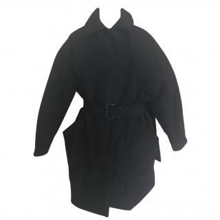 Kenzo black puffer coat