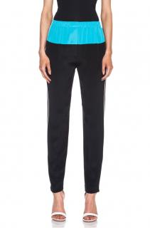 3.1 Phillip Lim Contrast Colour Silk Jogging Pants
