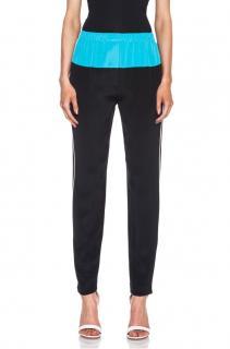 3.1 Phillip Lim Contrast Colour Silk Jogging Pants