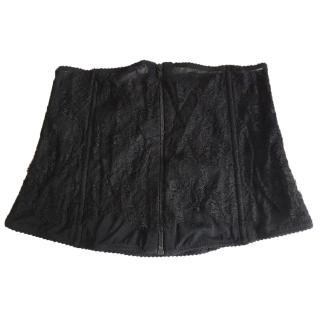 D&G waist corset underwear