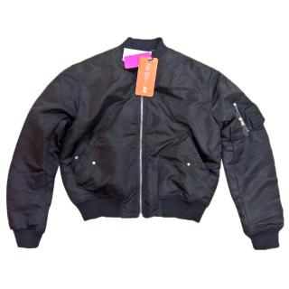 Keno x H&M Men's Black Bomber reversible