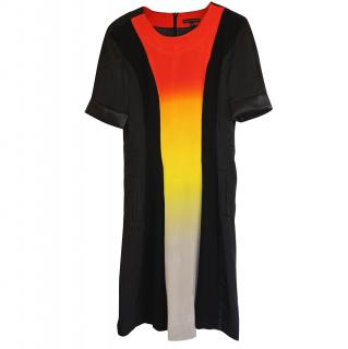 Collector's Jonathan Saunders silk dress Fr 36